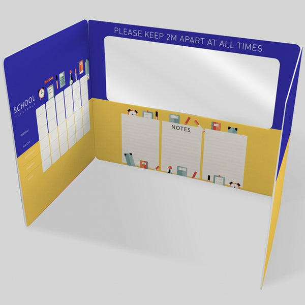 Classroom Protective Screens - thunderprint
