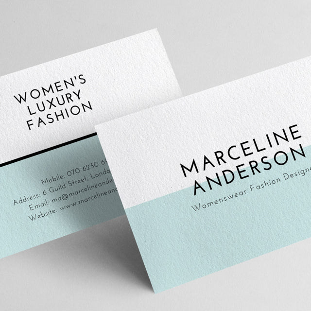 Business Cards - Premium