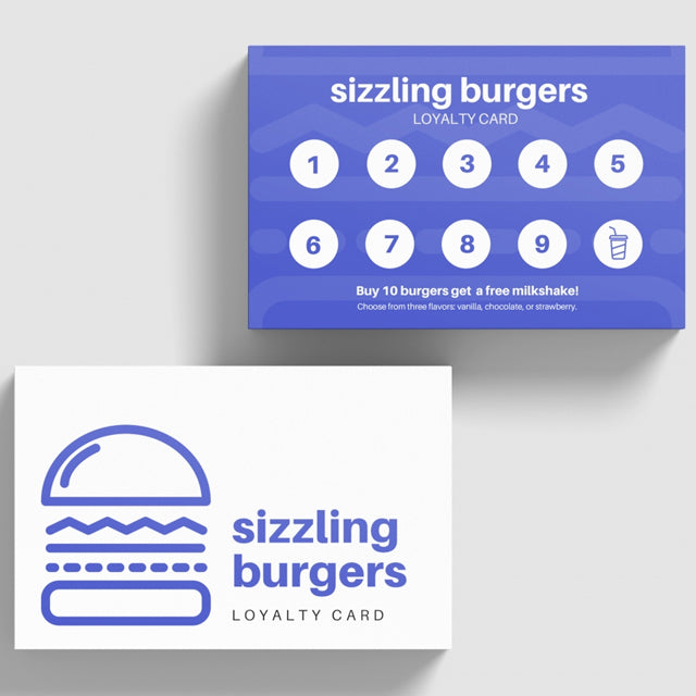 Loyalty Cards (85 x 55mm)