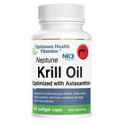 Shop online for krill oil and astaxanthin in Canada