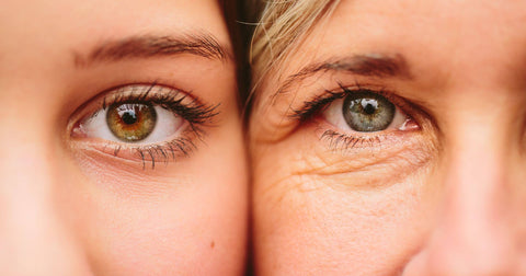 Astaxanthin helps reduce wrinkles and is great for skin
