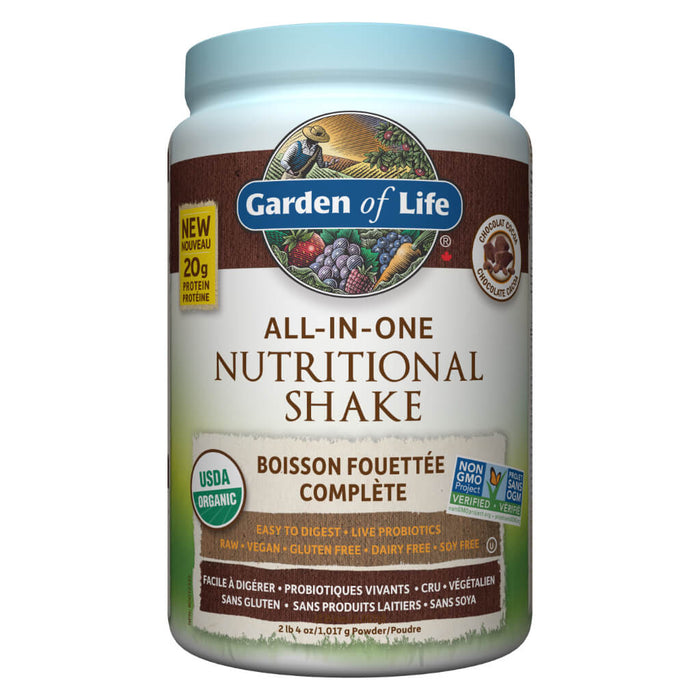 All-in-One Nutritional Shake (Chocolate) 1017 Grams