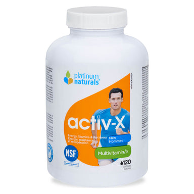 Activ-X Multivitamin for Men 120 Softgels