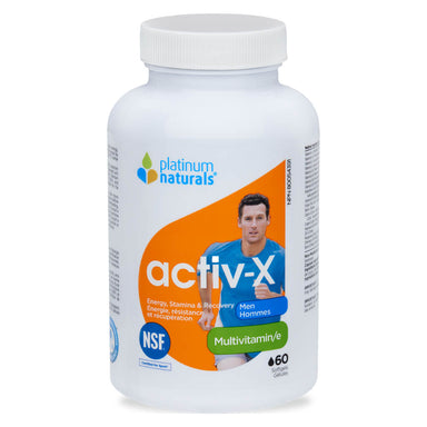 Activ-X Multivitamin for Men 60 Softgels