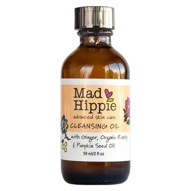 Bottle of Mad Hippie Advanced Skin Care Cleansing Oil 2 Ounces