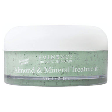 Jar of Eminence Almond & Mineral Treatment 60 Milliliters