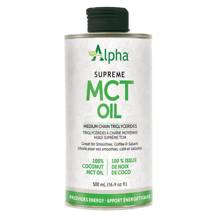 Can of Supreme MCT Oil 500 mL