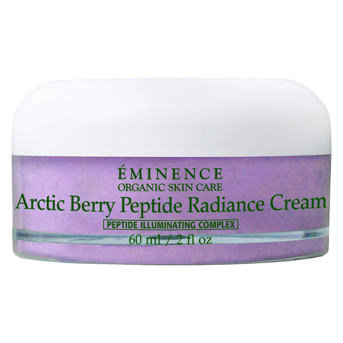 Jar of Eminence Arctic Berry Peptide Radiance Cream 60 Milliliters