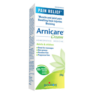 Box of Arnicare Cream 70 Grams