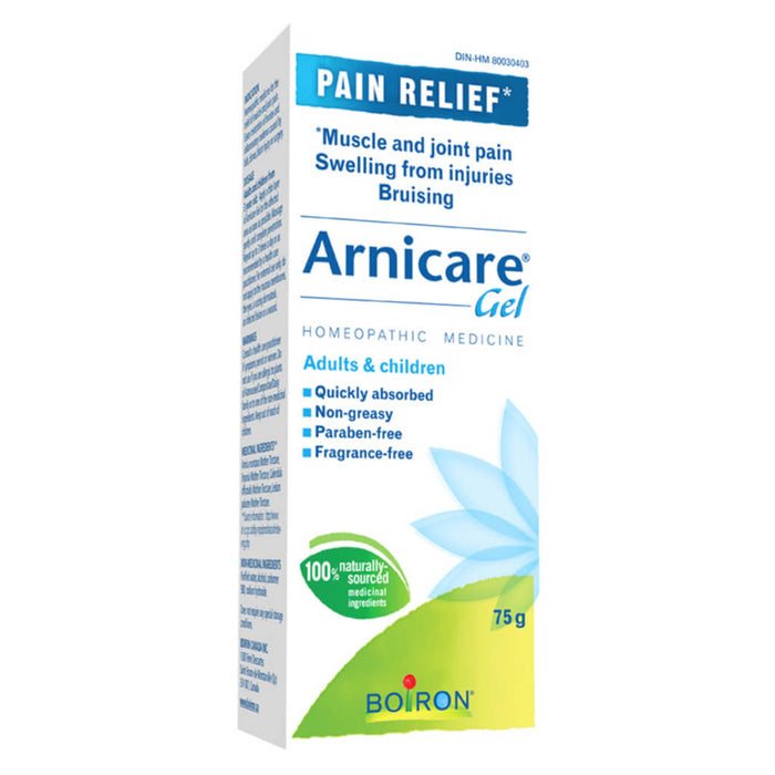 Box of Arnicare Gel 75 Grams
