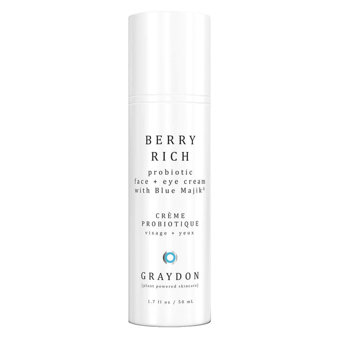 Bottle of Graydon Berry Rich Cream 50 Milliliters