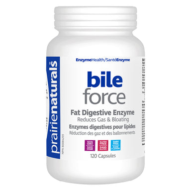 Bottle of Bile Force 120 Capsules