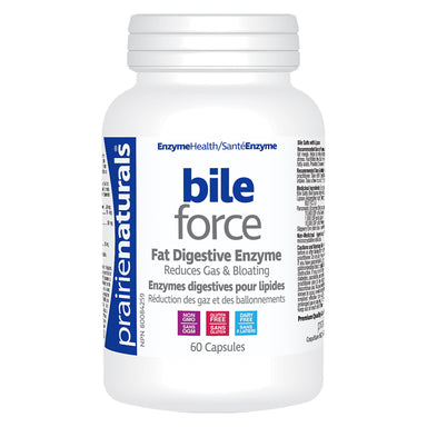 Bottle of Bile Force 60 Capsules