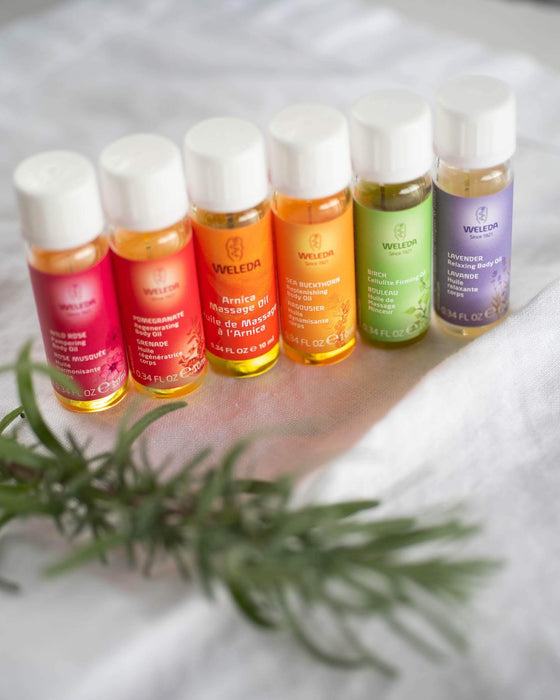 Weleda Body & Beauty Oil Collection