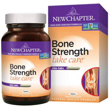 Container of Bone Strength Take Care Slim Tablets