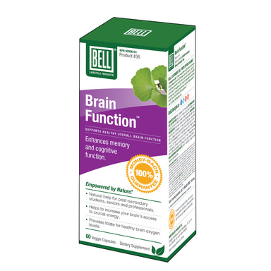 Box of Brain Function 60 Capsules