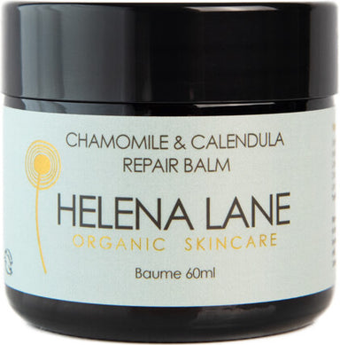 Jar of Helena Lane Chamomile & Calendula Repair Balm 60 Milliliters