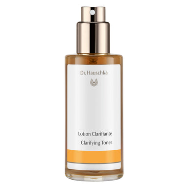 Pump Bottle of Dr. Hauschka Clarifying Facial Toner 100 Milliliters