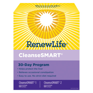 CleanseSMART (30-Day Program)