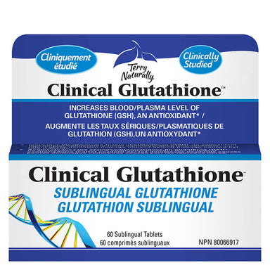 Clinical Glutathione™ 60 softgel tablets