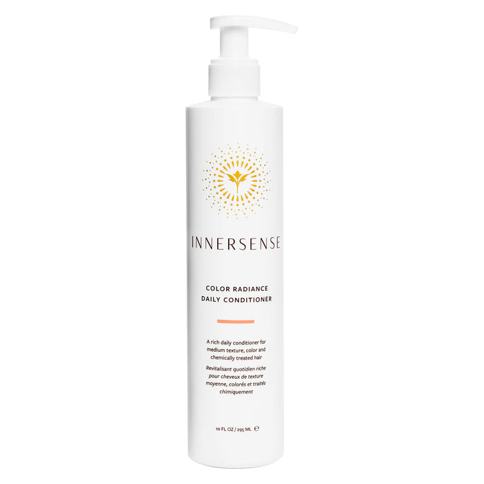 Pump Bottle of Innersense Color Radiance Daily Conditioner 10 Ounces