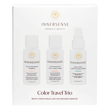 Box of Innersense Color Travel Trio | Optimum Health Vitamins, Canada