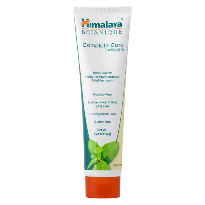 Tube of Complete Care Toothpaste Simply Mint 150 Grams