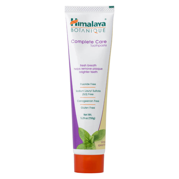 Tube of Complete Care Toothpaste Simply Spearmint 150 Grams