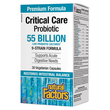 Critical Care Probiotic 55 Billion