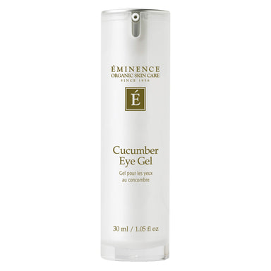 Pump Bottle of Eminence Cucumber Eye Gel 30 Milliliters