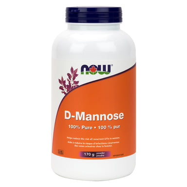 Bottle of D-Mannose Powder 170 Grams