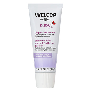 Bottle of Weleda Diaper Care Cream - White Mallow 1.7 Ounces