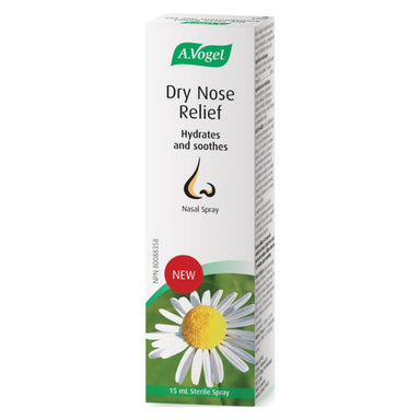 Box of Dry Nose Relief Nasal Spray 15 Milliliters