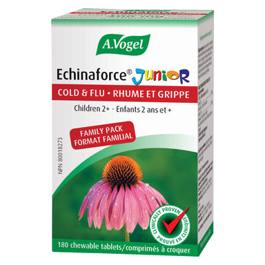Echinaforce® Junior Cold & Flu Chewable Tablets