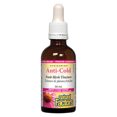 Echinamide Anti-Cold Fresh Herb Tincture