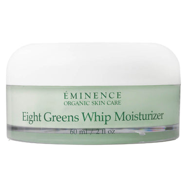 Jar of Eminence Eight Greens Whip Moisturizer 60 Milliliters