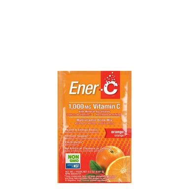 Packet of Ener-C Multivitamin Drink Mix (Orange)