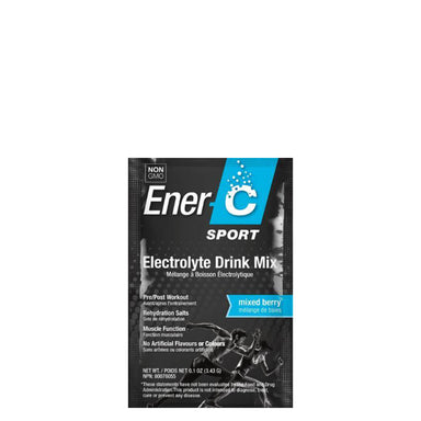 Packet of Ener-C Sport Electrolyte Drink Mix (Mixed Berry)