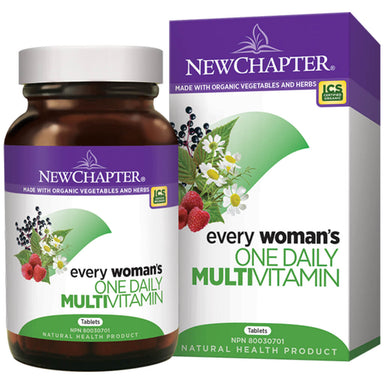 Container of Every Woman's One Daily Multivitamin