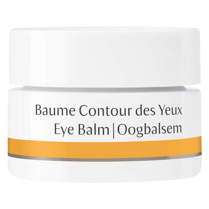 Jar of Dr. Hauschka Eye Balm 10 Milliliters