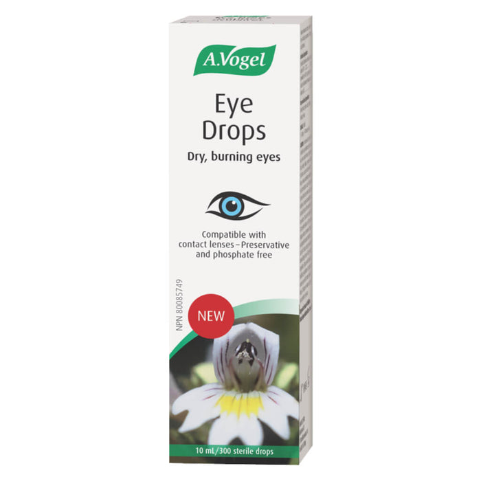 Box of A. Vogel Eye Drops 10 Milliliters