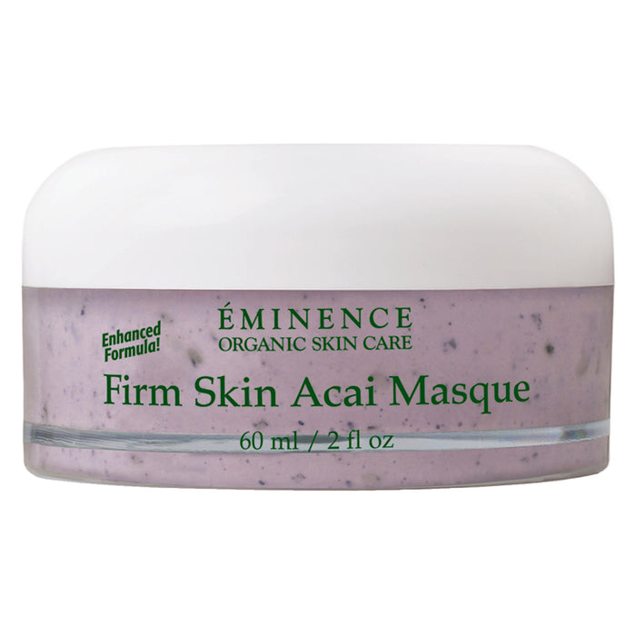 Jar of Eminence Firm Skin Acai Masque 60 Milliliters