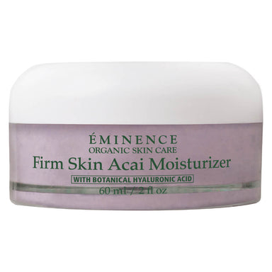 Jar of Eminence Firm Skin Acai Moisturizer 60 Milliliters