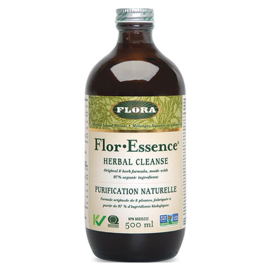 Bottle of Flor-Essence Herbal Cleanse 500 Milliliters