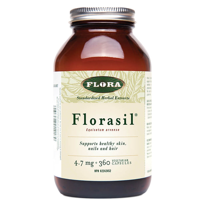 Bottle of Florasil 360 Vegetarian Capsules
