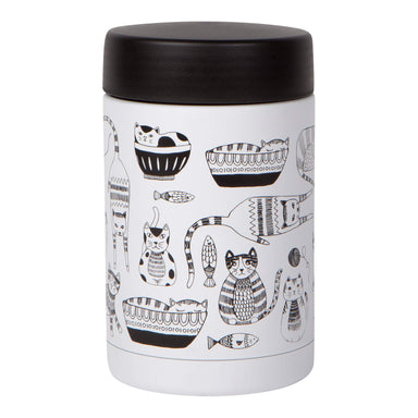 Now Designs Food Jar Large Purr Party