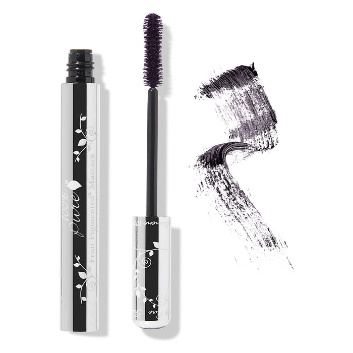 Stick of 100% Pure Fruit Pigmented® Ultra Lengthening Mascara Blackberry