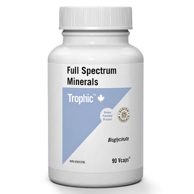 Bottle of Full Spectrum Minerals 90 V-Caps™