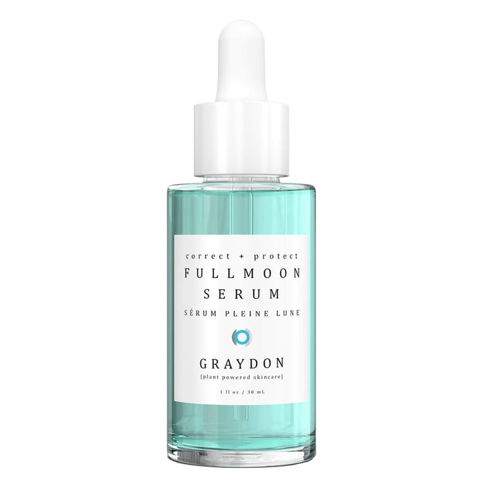 Dropper Bottle of Graydon Fullmoon Serum 30 Milliliters