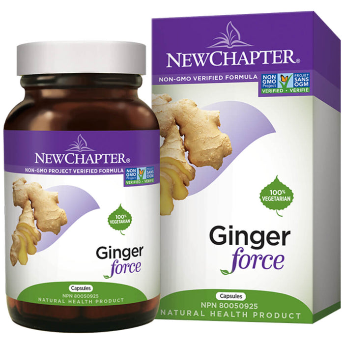 Container of Ginger Force